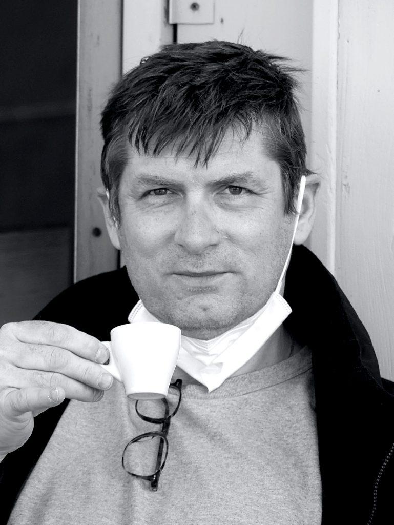 Portrait Christophe Deschaumes